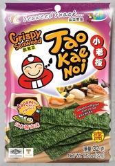 TAO KAE NOI Crispy Seaweed Japanese Sauce Flavour Японский соус 32 грамма