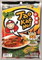 TAO KAE NOI Crispy Seaweed Thai Curry Crab Flavour Тайский краб карри 32 грамма