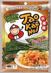 TAO KAE NOI Crispy Seaweed Pad Thai Flavour Пад тай 32 грамма
