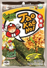 TAO KAE NOI Crispy Seaweed Chicken Larb Flavour Куриный ларб 32 грамма