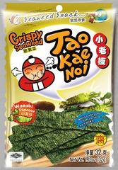 TAO KAE NOI Crispy Seaweed Wasabi Flavour Васаби 32 грамма