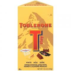 Шоколадный батончик Toblerone NewTiny MIX 200 грамм