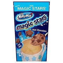 Горячий шоколад Милки Вей пакет 140 грамм