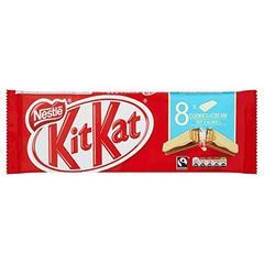 KitKat 2 Finger Cookies&Cream 165.6 грамм