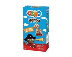 Подушечки с шоколадной начинкой Ozmo Hoppo 40 грамм