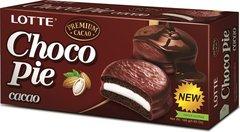 Lotte Сhoco Pie Cacao 168г