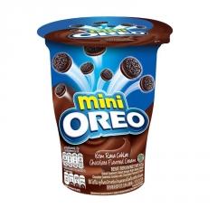 Печенье Oreo Mini Choco Cookies (Шоколадный крем) 61.3 грамм