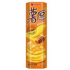 "Чипсы ""Хао Ли Ю"" со вкусом меда 104 грамма"