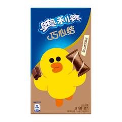 Подушечки Oreo со вкусом шоколада 47 грамм