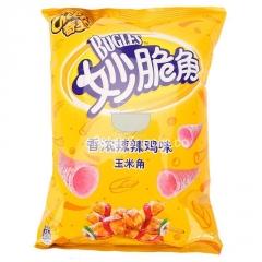 Чипсы Cheetos Bugles со вкусом острой курицы 65 грамм