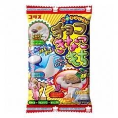 Мягкие конфеты Coris 'Сделай сам! Кинако-Моти' с шококадным вкусом 26 грамм