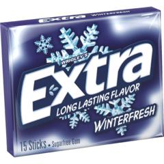 Wrigley's Extra Winterfresh