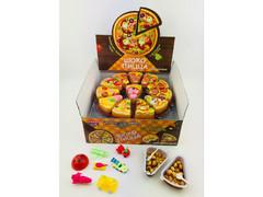 Шоколадная паста с печеньем и игрушкой ШОКО ПИЦЦА 12 грамм