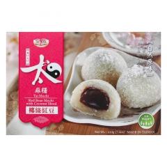 Десерт Royal Family Mochi с начинкой из красной фасоли с кокосовой стружкой 210 гр