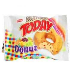 Кекс Today Donut с фруктовым вкусом 45 грамм