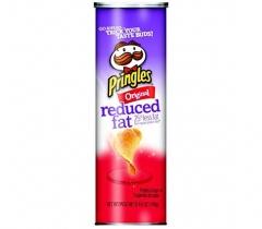 Чипсы Pringles Original (обезжиренные) 140 грамм