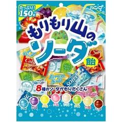 Kanro карамель ассорти 8 фруктовых вкусов 150 грамм