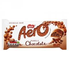 Молочный пористый шоколад Nestle Aero Шоколад 90 гр