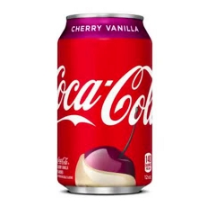 Напиток Coca-Cola Cherry Vanilla 355 мл ж/б