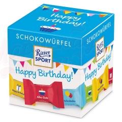 Шоколадные конфеты Ritter Sport Happy Birthday 176 грамм