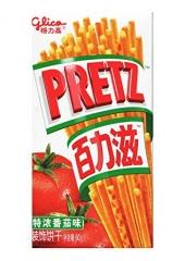"Хлебные палочки ""Pretz"" со вкусом томата 60 грамм"