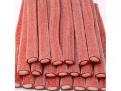 Мармелад жевательный Damel Гигантские палочки Клубника в сахаре 1650 гр