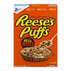 Сухой Завтрак Hershey's Reese's Peanut Butter 368 грамм