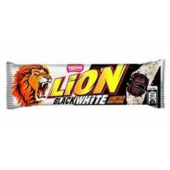 Шоколадный батончик Lion Black White 42 грамм