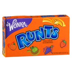Runts Candy Flavor With Other Natural Flavors Рантс Кэнди Конфеты в форме фруктов 141,7 грамм