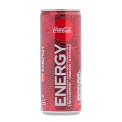 Напиток газированный Coca Cola Energy 250 мл