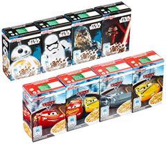 Сухой завтрак Kellogs Variety Disney 204 грамма
