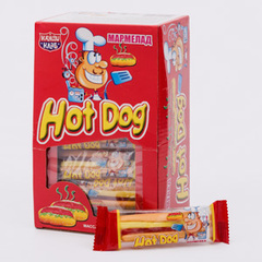 "Мармелад жевательный ""HOT DOG"" 18 грамм"