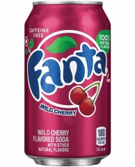 Напиток Fanta Wild Cherry 355 мл