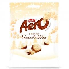 Шоколадное драже Nestle Aero Воздушный шоколад 80 гр
