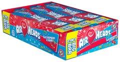 Леденец AirHeads Big Bar - Blue Raspberry and Cherry 2в1 42,5 грамма