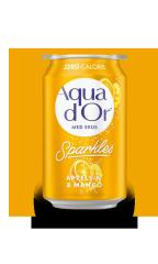 Напиток газированный Aqua d'Or Appelsin & Mango 330 мл