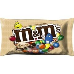 Шоколадное драже M&Ms Almond (со вкусом миндаля) 80 грамм