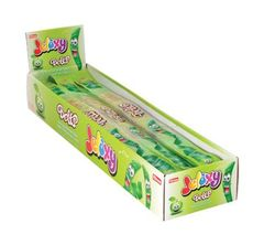 Жевательный мармелад Jelaxy Belts apple 15 грамм