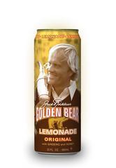 Холодный чай Arizona Golden Bear Lemonade Original with Ginseng and Honey 0.680л