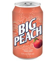 Напиток BIG Peach 0,355 л
