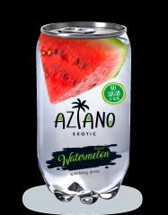 Газированный напиток Aziano Арбуз 350 мл (Россия)