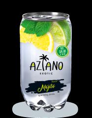 Газированный напиток Aziano Мохито 350 мл (Россия)