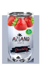 Напиток Aziano Strawberry 350 мл