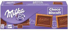 Печенье Milka Choc Biscuit 150 грамм