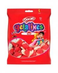 DOCILE Mini поцелуи со вкусом клубники 15 грамм