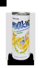 Напиток Milkis Банан 250 мл