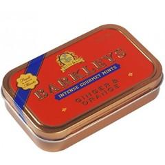 Леденцы BARKLEYS Mints Имбирь Апельсин 50 грамм
