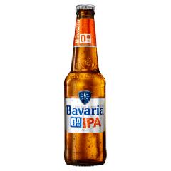 Пиво Bavaria IPA б/а светлое 330 мл стекло