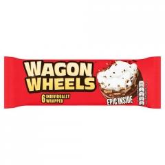 Бисквит Wagon Wheels 228 грамм