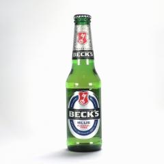 Пиво Beck`s Blue светлое б/а 330 мл